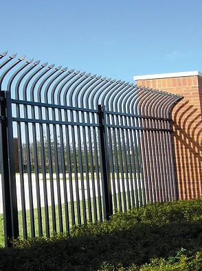 Security Iron Fence Newport Beach CA
