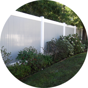 Vinyl Fence Newport Beach California